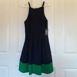 Nwt Vince Camuto Flared Dress size 14